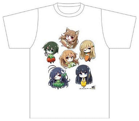 Sword Art Online Vegetable Day Campaign T-shirt L size NewDays x Dengeki Bunko 25th Anniversary