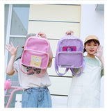 Double window Ita Bag 7 Colors