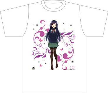 Accel World T-shirt L size NewDays x Dengeki Bunko 25th Anniversary