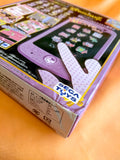 *Pre-owned  Jewelpet Jewel pod Diamond premium Purple Heart Sega Toys 2012