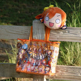 """Ita Bag"" My Collection Tote Bag Colorful Ver. Orange"
