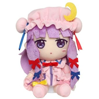 Touhou Project Original Plush Patchouli Knowledge
