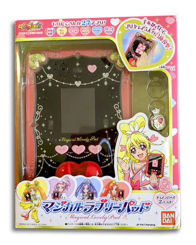 *Pre-owned DokiDoki! Precure! Glitter Force Lovely Pad Bandai 2013