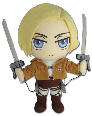 Attack on Titan - Annie Plushie