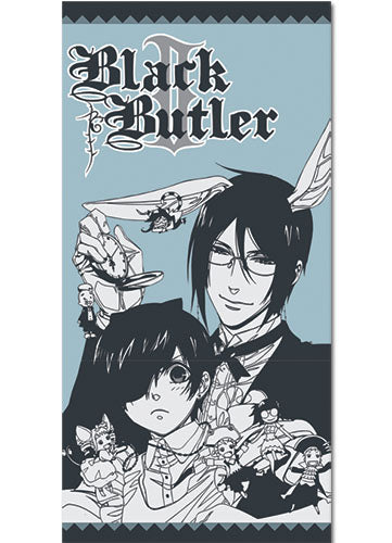 BLACK BUTLER 2 CIEL In Wonderland Towel