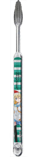 "New ""Nisekoi:"" Clear Toothbrush A Chitoge"