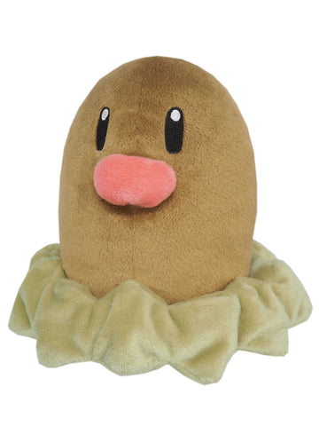 "Diglett ""Pokemon"" Plush All Star Collection Vol. 4 (S Size)"