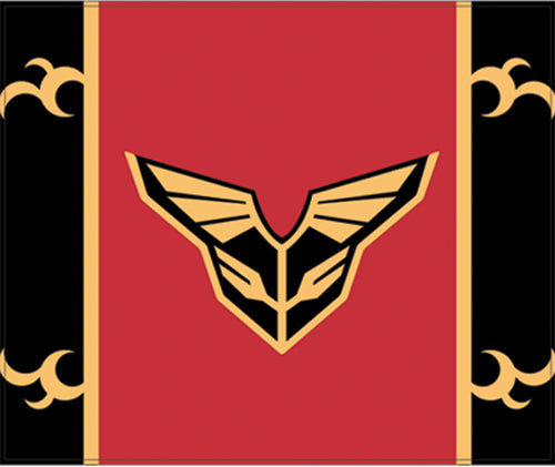 Gumdam UC Sinanju Throw Blanket