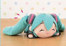 Hatsune Miku Happy Nesoberi Plush
