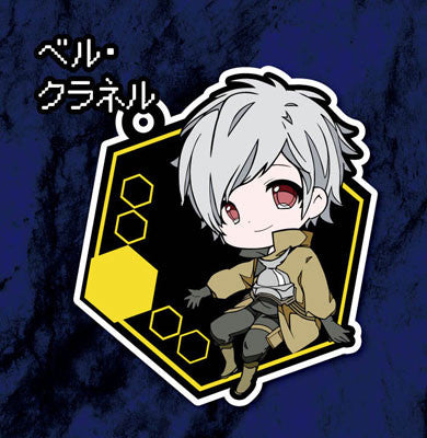 Is It Wrong to Try to Pick Up Girls in a Dungeon?-Trading Rubber Strap
