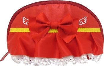 Cardcaptor Sakura Fassion Pouch Red