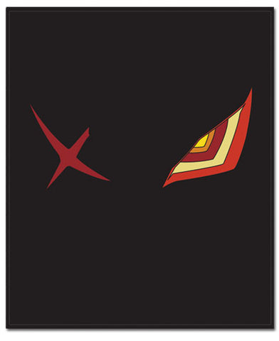 Kill La Kill Senketsu Throw Blanket