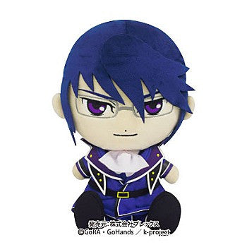 K Project Return of Kings RARE Plush Munakata Reishi
