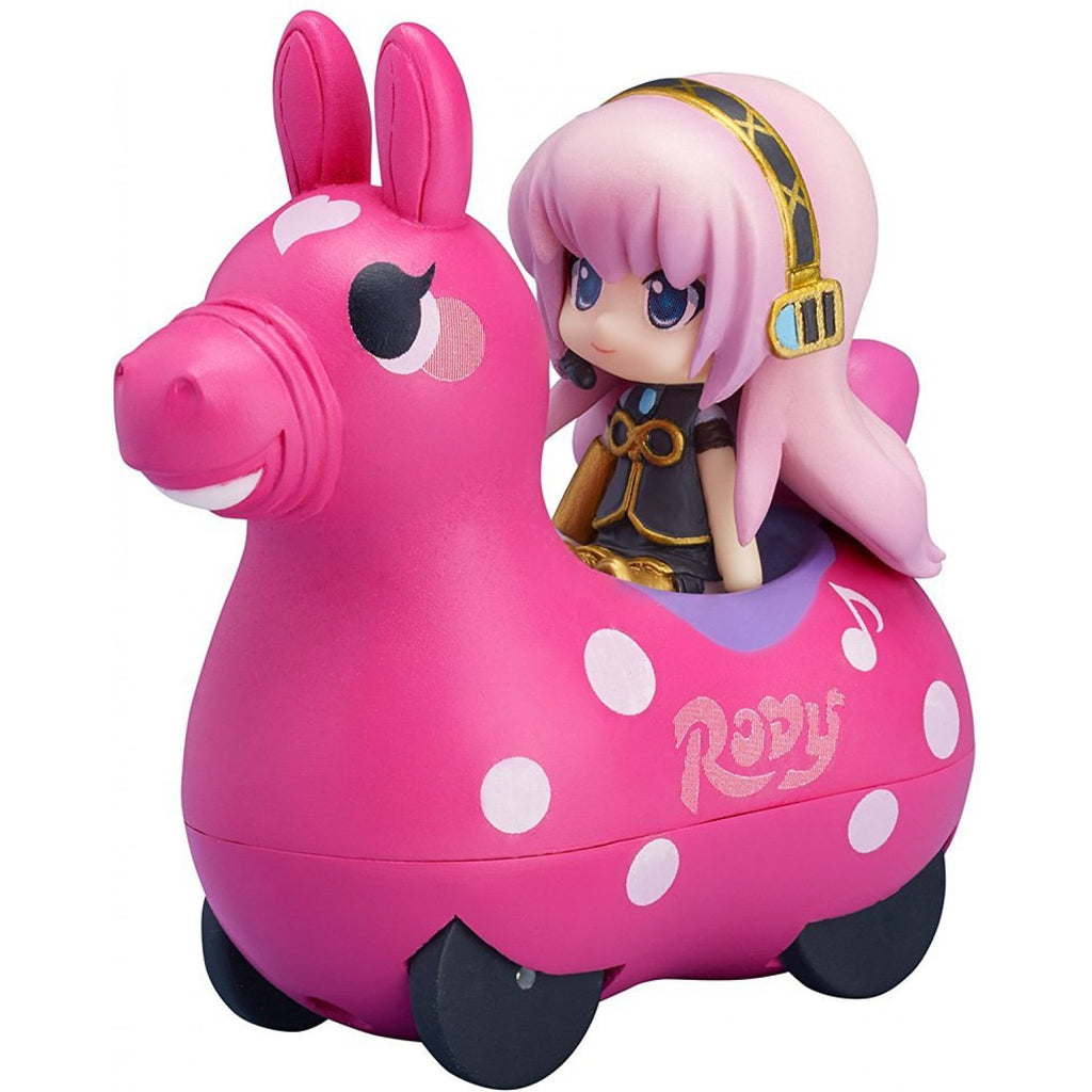 FREEing Nendoroid Plus:  Luka Magurine & Rody Pullback Car Vehicle (Peach Version)
