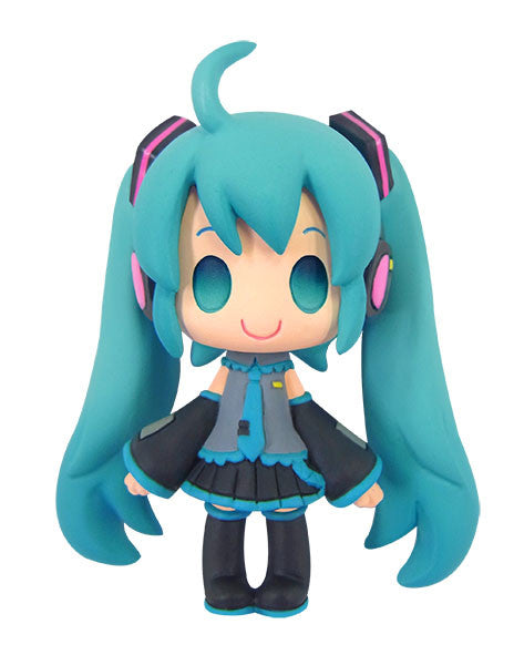 New Color Collection Hatsune Miku charm trading Figures