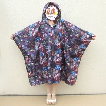 "New ""Puella Magi Madoka Magica the Movie"" Raincoat Majyo"