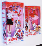 "Magic Knight Rayearth Hikaru 12"" Doll Sega Clamp"