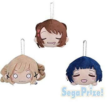 """BanG Dream!"" Mini Nesoberi"