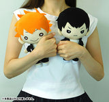 Big Plush Nitotan Haikyuu!! Bokuto