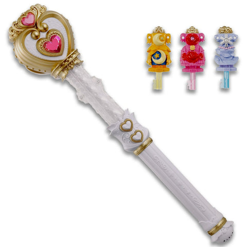 *Pre-owned  Go! Princess PreCure Crystal Princess Rod Bandai 2015