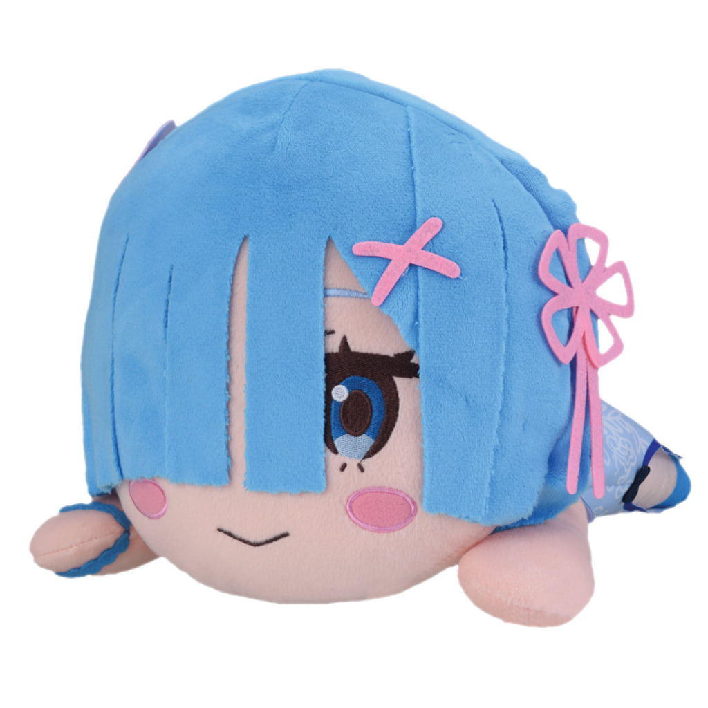 Re:Zero Rem Dragon Dress Nesoberi Plush