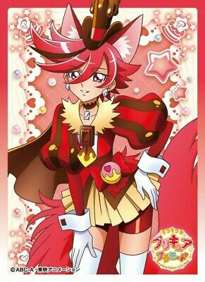 Character Sleeve Kira Kira Precure A La Mode Cure Chocolate