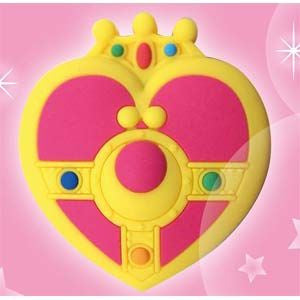 Sailor Moon Compact USB Phone Charger/AC Adapter Night Light