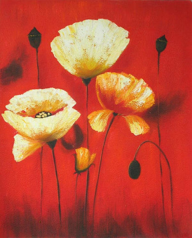 2758 Oil Painting Canvas Art