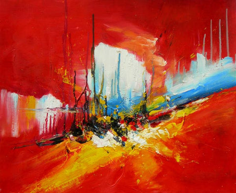 3097 Oil Painting Canvas Art
