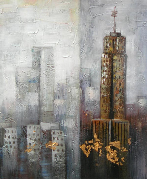 HS3741 - Skyscrapers