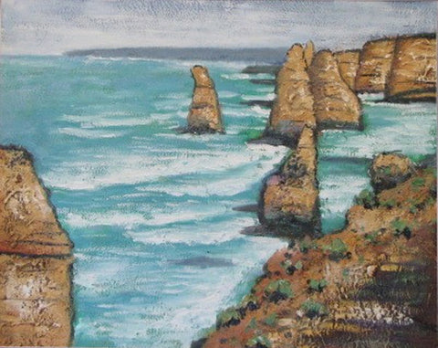 12APOSTLES Oil Painting Canvas Art
