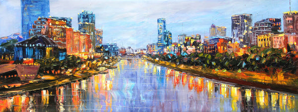 Yarra River Melbourne City (Limited Edition)