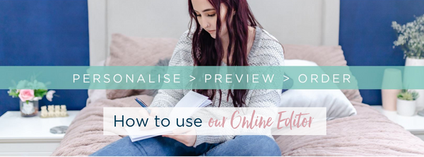 How to Use Our Online Editor