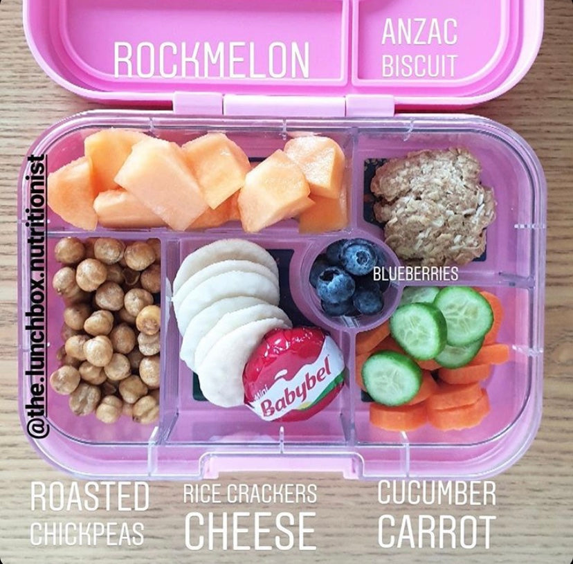 How to create a healthy lunchbox for your children