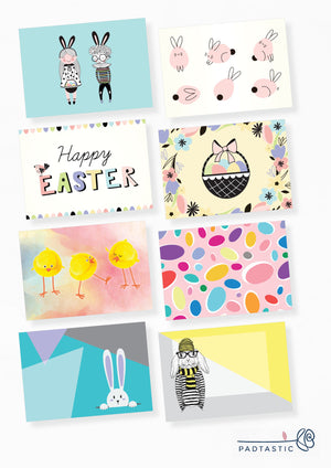 Easter [Bright]_Postcards