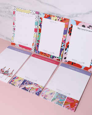 Party Popper Notepad