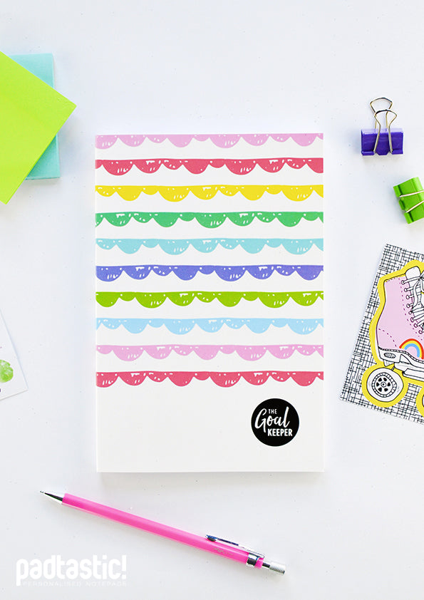 The Goal Keeper Kids' Planner - Bunting