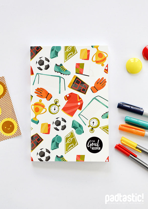 The Goal Keeper Kids' Planner - Soccer
