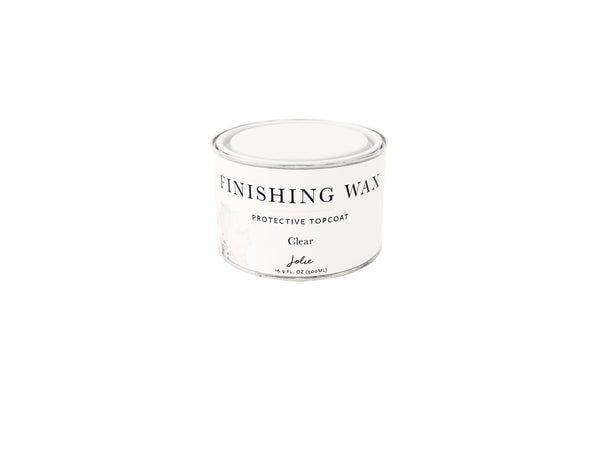 Jolie Finishing Wax: Clear