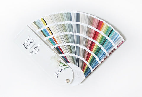 Jolie Paint Colour Mixing Guide