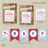 Birthday Printables - Gags & Goodies
