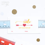 Valentine Printable - Immeasurable Friend/You Rule