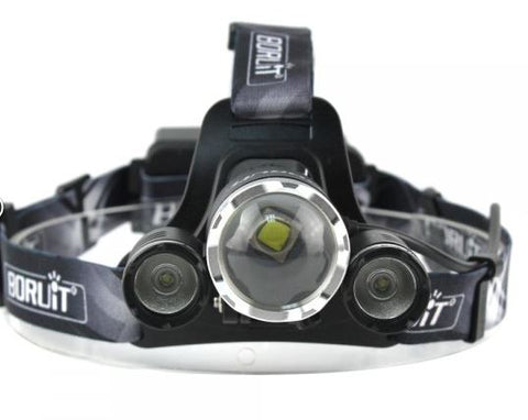 BORUIT B22 HEAD TORCH