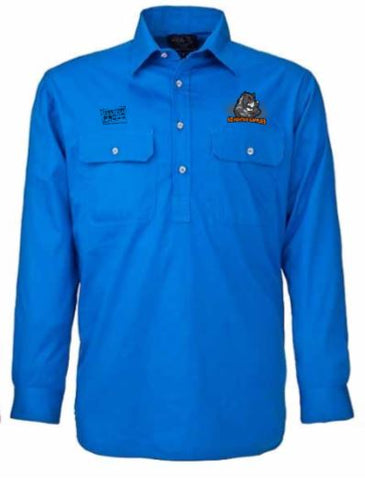 HD Pilbara Work Shirts - Kids
