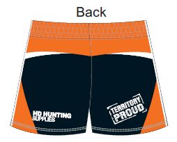 HD Hunting - NEW Training Shorts w/Pockets