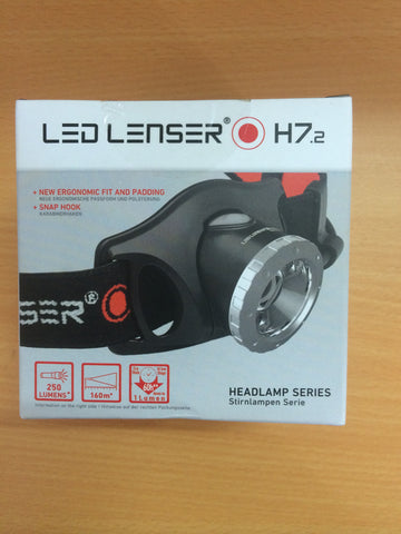 Led Lenser H7.2 - HD Hunting Supplies