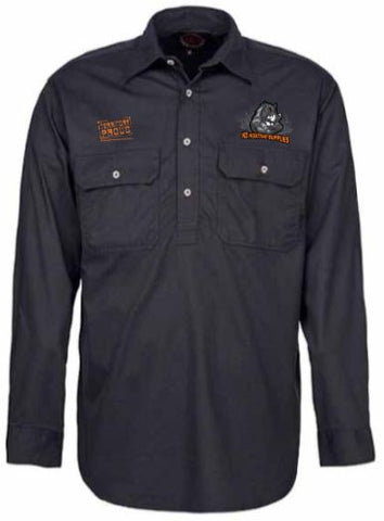 HD Pilbara Work Shirt - Mens
