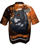HD Hunting Supplies - Orange Short Sleeve Shirt