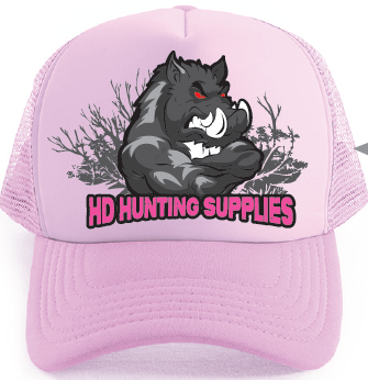 HD Hunting Supplies - Pink Hat
