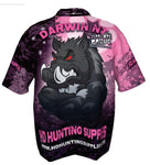 HD Hunting Supplies - Pink Short Sleeve Shirt